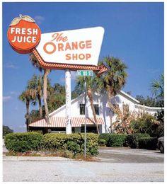 Orange Shop  18545 US Highway 301  Citra, FL