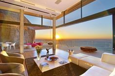 Just imagine seeing the sunset on a daily basis while relaxing here.