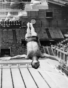 London 1948 Olympics  Sammy Lee  First Asian American to win a Gold Medal