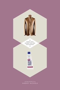 Cannes Lions 2011 - Gold: Harvey Nichols 'Accessories Required' by Y, Dubai, UAE