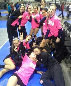 #16 Give us a posed picture of you or of you and your team