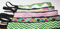 $4.95 Non-Slip Fabric Headbands {choose your fabric} | Sassy Steals