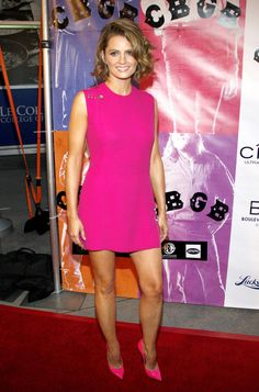 Stana Katic - The Los Angeles premiere of 'CBGB' 10/01/13