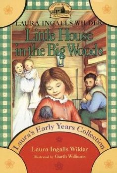 Oh, how I loved Laura Ingalls Wilder books.