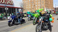 Eds Posse Kansas City St. Patrick s Day Parade 2014