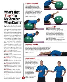 Shoulder Exercise
