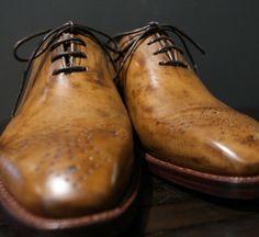 Diamond Walker's Bespoke Shoes | Luxury Safes
