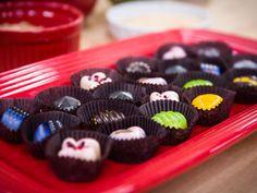 Home & Family - Recipes - Chef Rix's Chocolate Truffle Recipe   Hallmark Channel