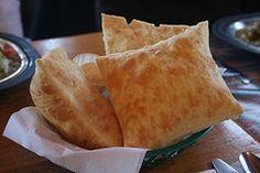 Sopapilla Mexican Dessert