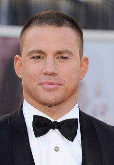Channing Tatum at the #Oscars | Click through for more red carpet eye candy!