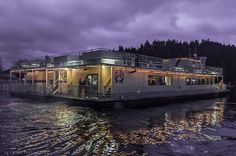 Lake Coeur d' Alene Cruises can handle just about any special event or large party with their double boats.  Dance the night away with DJ Rogue or your special live band on board.  Call Capt. Brandon at www.cdaresorts.com