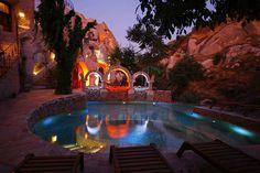 Gamirasu Cave Hotel - #swimmingpool