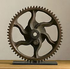 Tractor wheel gear