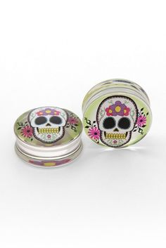 day of the dead plugs