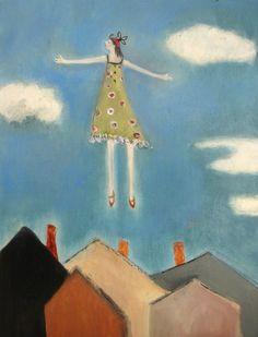 Jeanie Tomanek, Lift-off