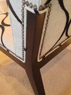 Century Furniture detailing HPMKT - #HPMKT Leslie