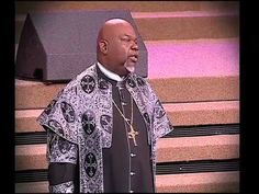 Bishop Jakes discusses fatherlessness on Oprah's Lifeclass at MegaFest www.mega-fest.com