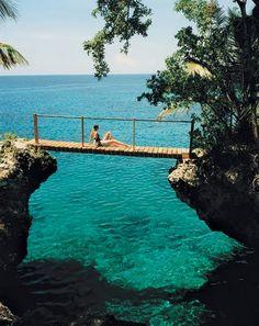 Rockhouse, Jamaica. I need this!