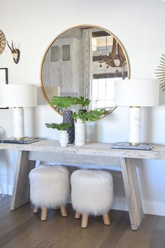 Spring Home Tour mar