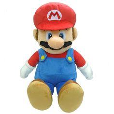 Super Mario Brother plush