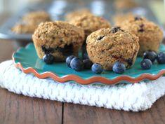 superfood week: quinoa blueberry muffins - greens & chocolate