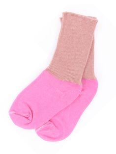 Kids Color Block Sock