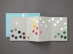 colour, thoughts, graphic design, swatch book, paper, design inspir, si special, colorplan, gf smith