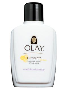 Olay Complete- I use this everyday and its magical. No dry skin, SPF protection, and doesn't clog pores!