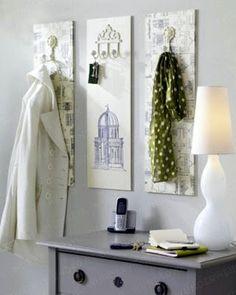 Giving you a reason to hang it up... ) #GermaniDecor #TipsTricks #DIY #crafting #home #decor #decorating #wallart
