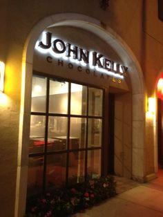 John Kelly Chocolates in Santa Monica, CA