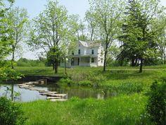 Hudson Valley Farm Susan Wisniewski Landscape LLC ; Gardenista