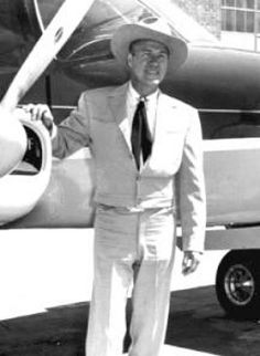 """Kirby Grant (Actor) most famous role was on TV playing """"Sky King"""" 1911-1985"""