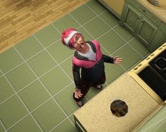 The 29 Weirdest Things Ever To Happen When Playing The Sims. i was literally crying with laughter at this