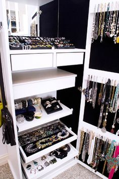 Jewelry chest - California Closets of Indianapolis