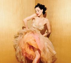 fashion, gowns, pin up looks, burlesque, the dress