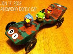 :)pinewood derby