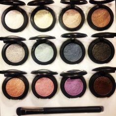 M·A·C // L·O·V·E Eyeshadow