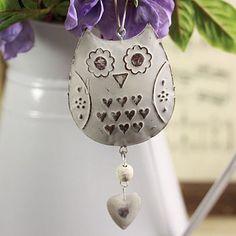 Vintage Owl Decoration