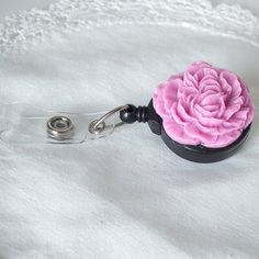 Badge reels are so easy to wear with your id badge.  Just clip it to a pocket or collar. $9.00