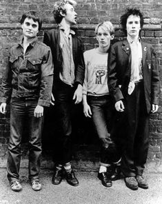 Public Image Ltd. Despite their cheeky name, these lads could care less about how they looked in the public eye.