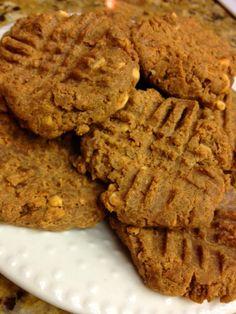 PB protein Cookies