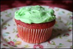 True or false: you can get your daily serving of veggies with a cupcake? True! Even Jayne's kids were fooled by the pretty pink treat made with beets!