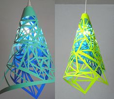 DIY Papercut Lamp