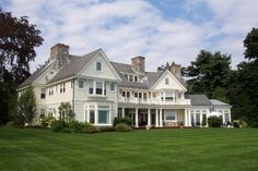 Celeb Digs - Don Imus Lists Connecticut Home For $19.9M