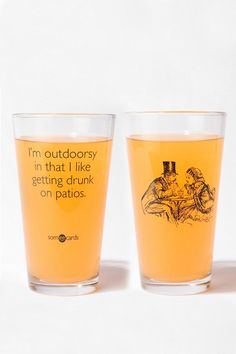 urban outfitters, beer, pint, gift ideas, drink, glass, patio, true stories, christmas gifts