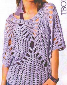 Tejidos Crochet Pattern