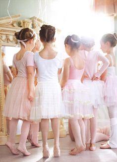 little ballet dancers <3