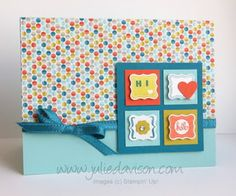 Julie's Stamping Spot -- Stampin' Up! Sale-a-bration: Pretty Petites & Petite Curly Label Punch