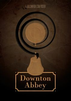 The Downton bell...