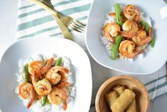 Honey Ginger Shrimp – Shop Homemade – Products by Ayesha Curry